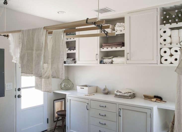 Amanda Pays Corbin Bernsen Laundry Room Remodelista