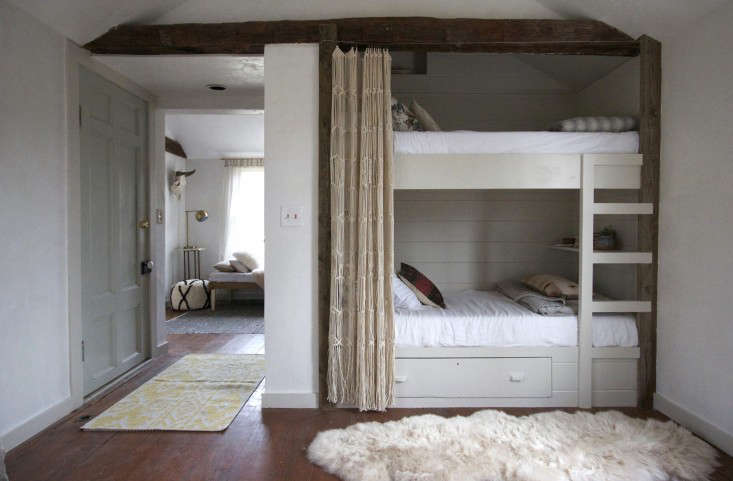 Archive Dive Our 13 Favorite Built In Bunk Beds The