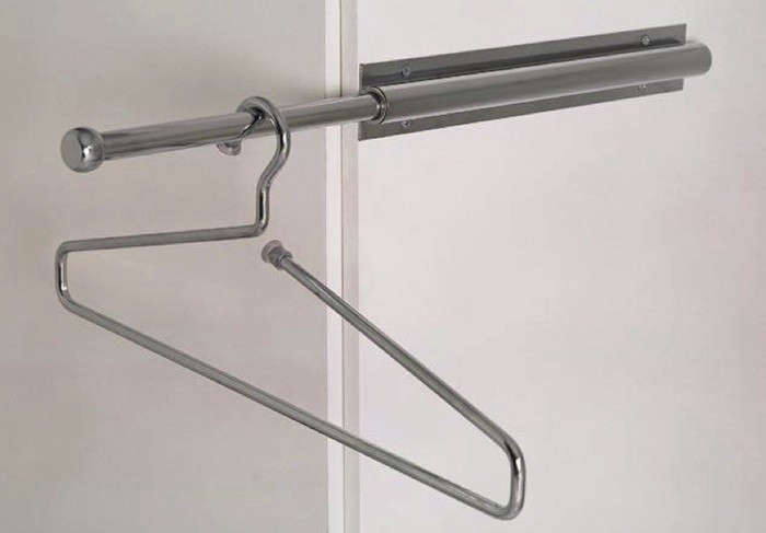 Merveilleux 5 Quick Fixes: Closet Valet Rods And Hooks