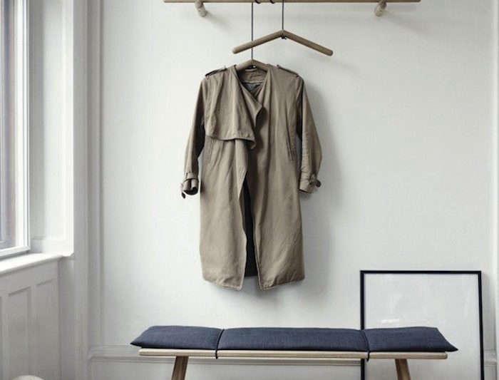 Artful Storage: Racks, Hangers, And Rails From Denmark