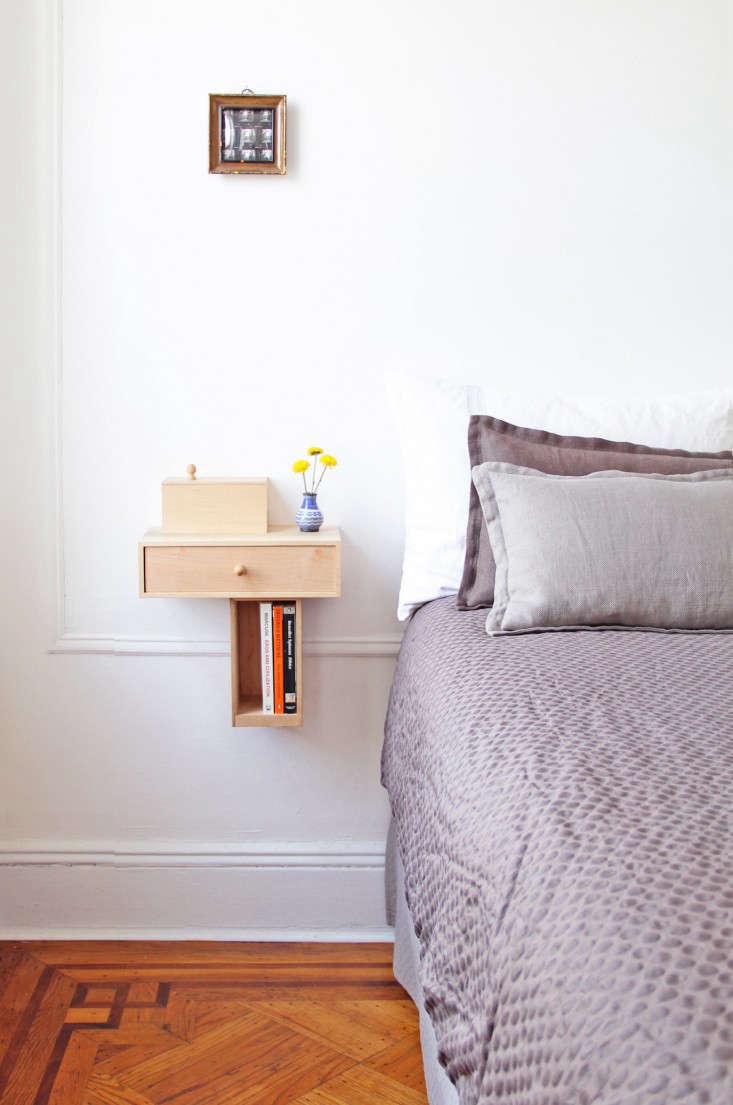 Beau 5 Favorites: Bedside Shelves (in Lieu Of Tables)