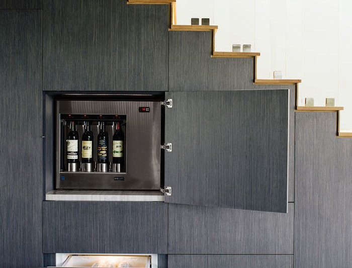 6 Under The Stairs Wine Cellars