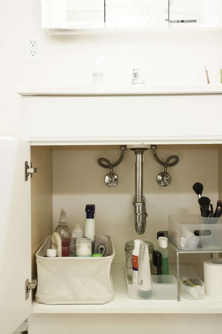 A Place For Everything: My Newly Tamed Under The Sink Cabinet Has More