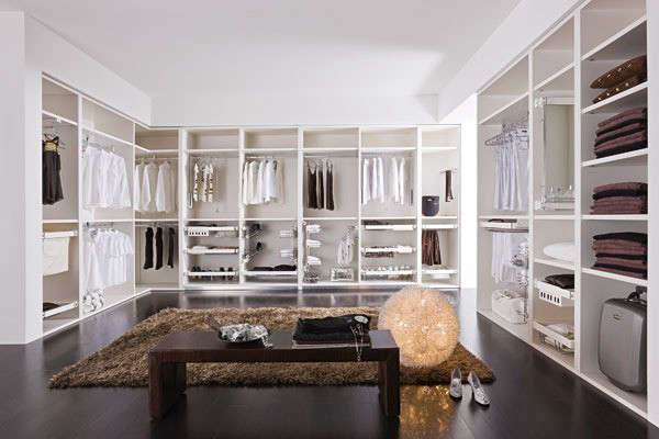 Lovely Above: The Hafele Elite Wardrobe System, High Quality Components At A  Reasonable Price.