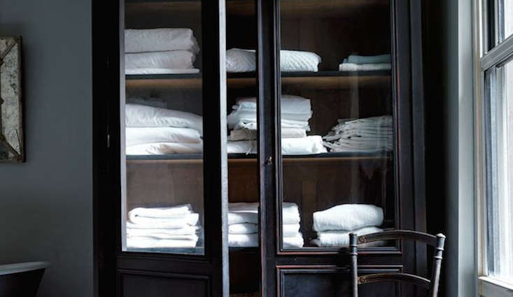 For Those Of Us Lacking A Proper Linen Closet, The Armoire, Scaled To House  A Full Wardrobe, Substitutes Nicely. Here Are A Dozen Examples Of Armoires  Used ...