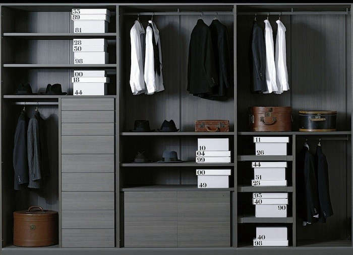Etonnant Above: Designed By Architect Piero Lissoni, The Moduli A Giorno Sets The  Standard For Masculine Sophistication; Go To Porro For More Information.