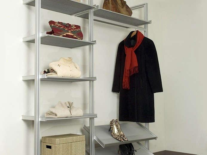 Above: A Reliable Standby: The Rakks Closet System.