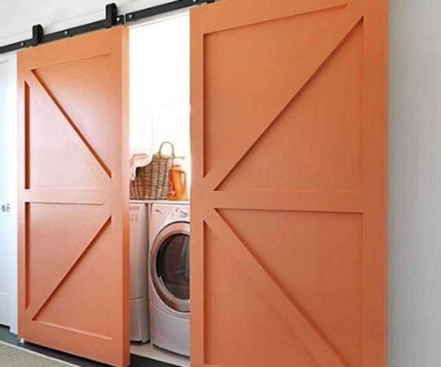 5 Quick Fixes: Clever Camouflage for the Washer/Dryer - The ...