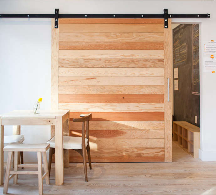 Architectural Elements Sliding Barn Doors The Organized Home