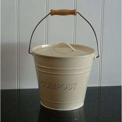 10 Easy Pieces: Kitchen Compost Pails - The Organized Home