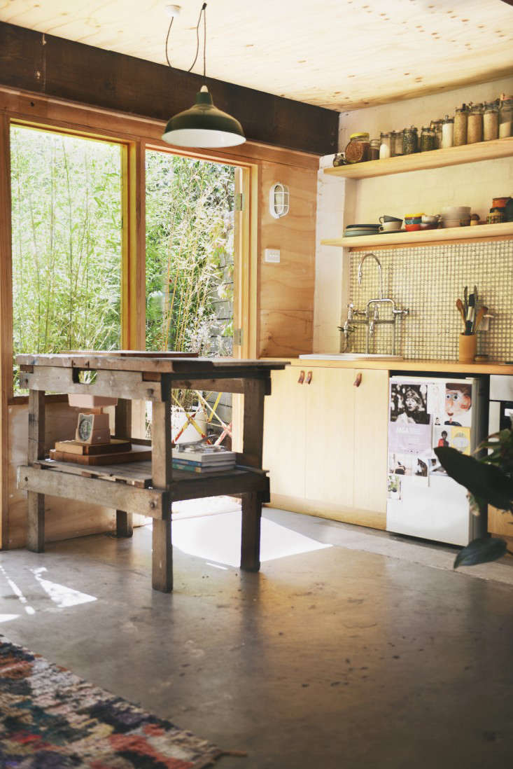 Small Space Lessons In A Garage Turned Studio Apartment The