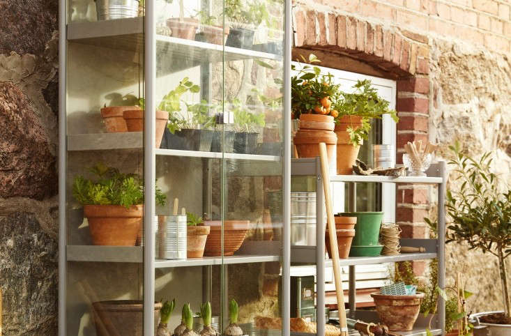 Best of Ikea 2015: A Glass Greenhouse Cabinet