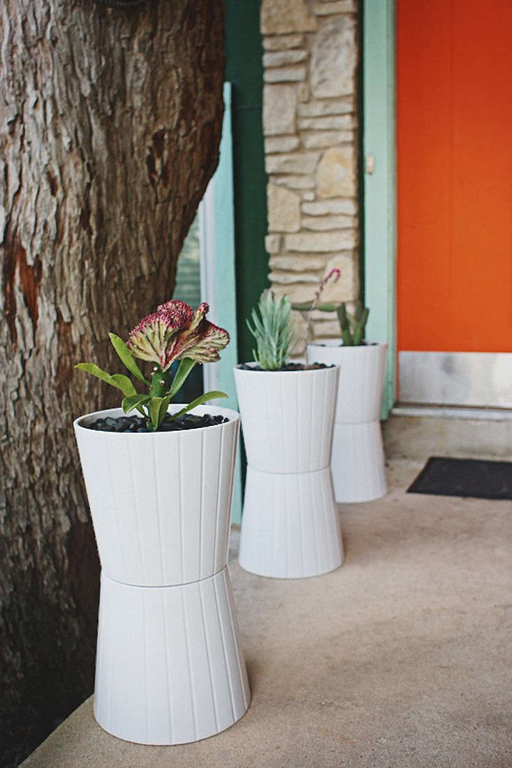 Ikea Hack Diy Midcentury Planters On A Budget The