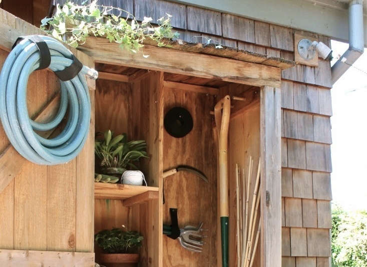 5 Favorites Wooden Garden Sheds The Organized Home