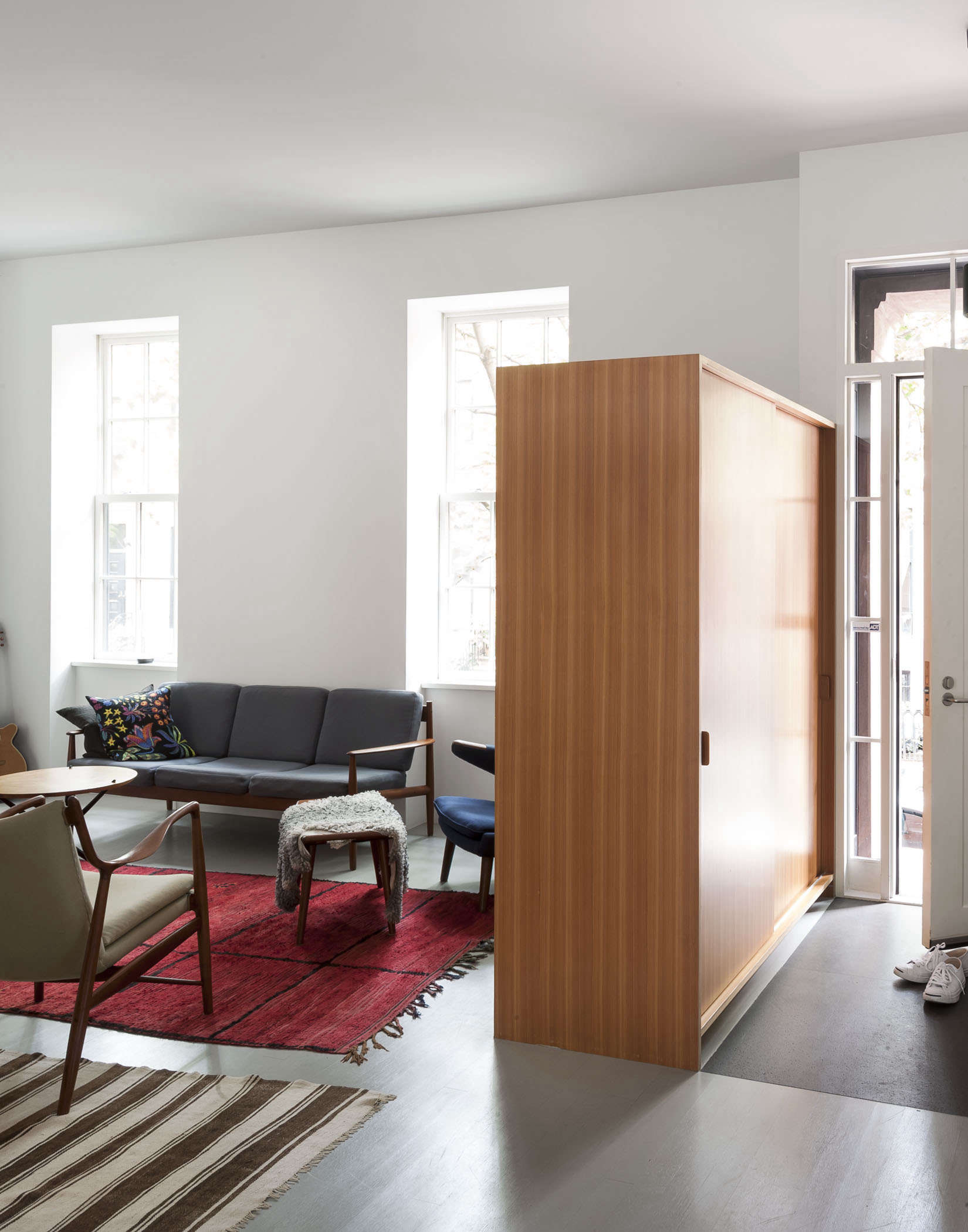 Nordic Beauty: A Brooklyn Townhouse Reinvented With Styleu2014and Restraint