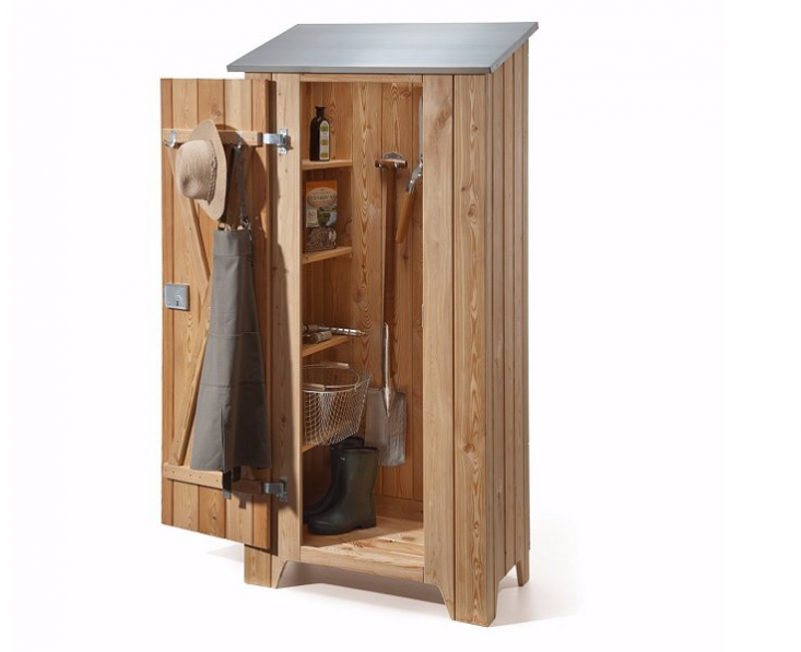 Storage Solution A Customizable Garden Shed from Germany  sc 1 st  The Organized Home & Outdoor Storage and Organization