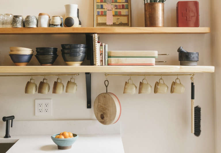 The Jennings Hotel : 6 wall mounted storage ideas to steal from the jennings hotel the