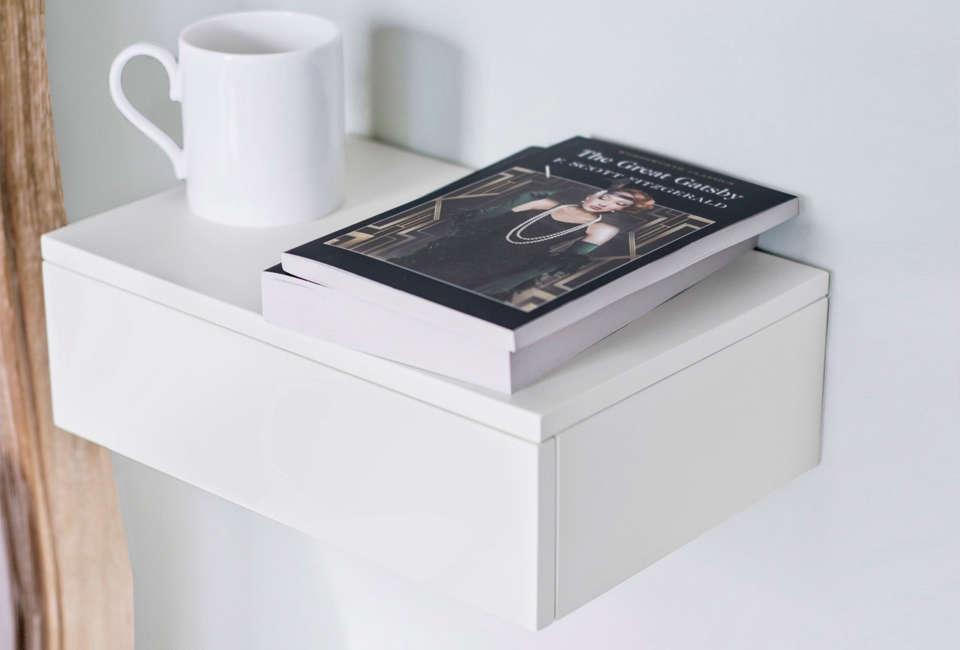 urbansize white bedside drawer remodelista