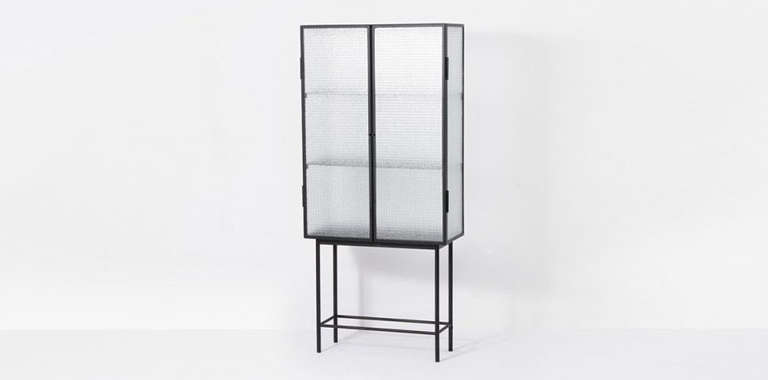 10 Easy Pieces Steel Framed Display Cabinets The Organized Home