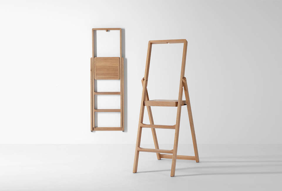 10 Easy Pieces Slim Step Ladders For Small Spaces The