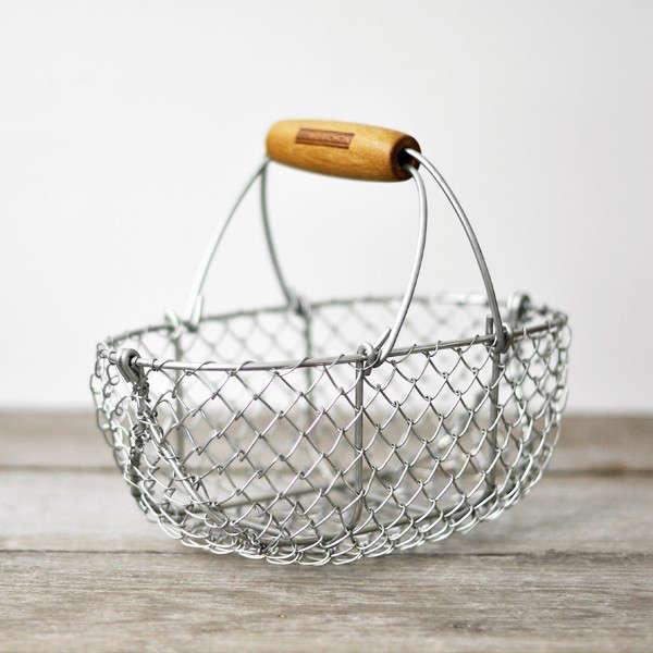 Metal Vegetable Basket Combrichon