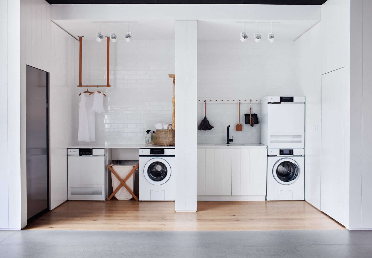 Attirant ... Appliance Company V Zug Was Designed By Whiting Architects To Resemble  A Domestic Setting; Here We Take A Look At Simple Storage Implements That  Keep It ...