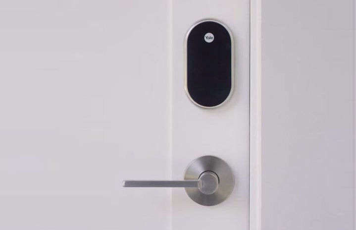 Remodeling 101 Smart Door Locks The Organized Home