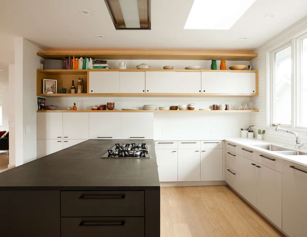 The Kitchen Of An Oakland California Bungalow Renovated By Ian Read And Gretchen Krebs