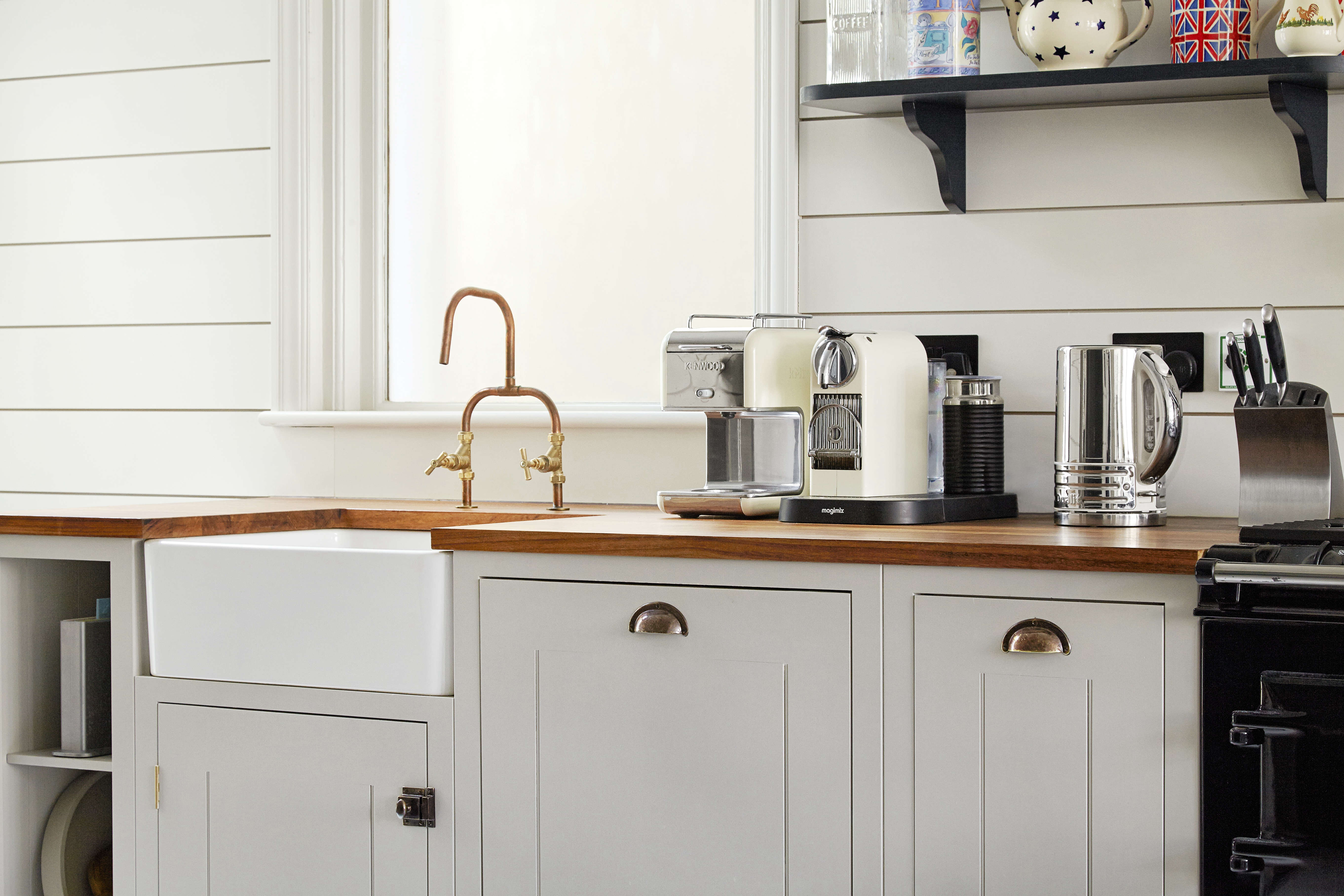 Kitchen Of The Week A Proper English Kitchen With New
