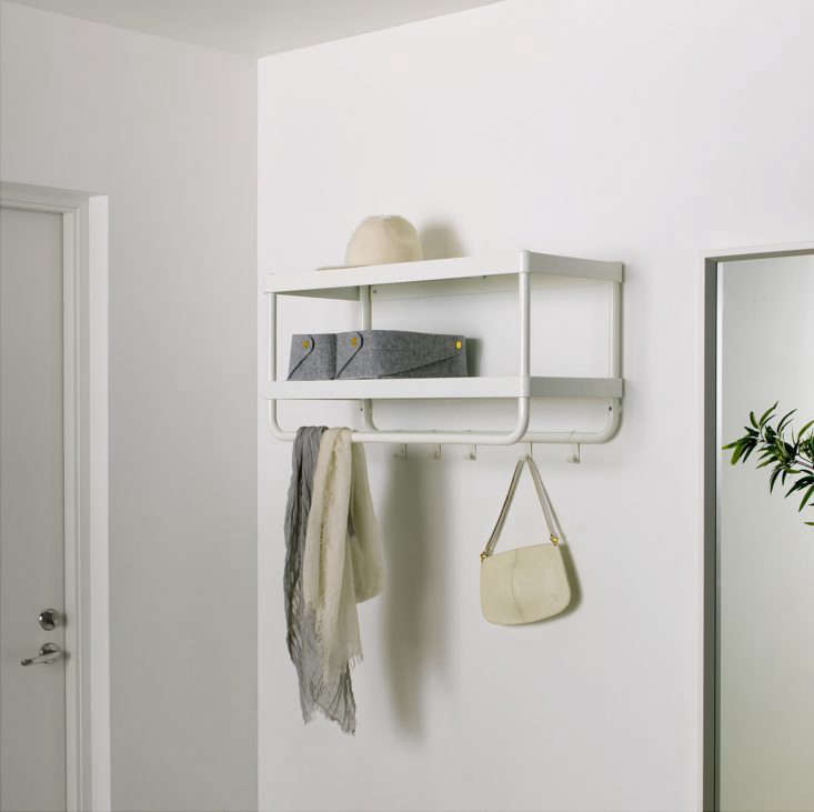 Ikea Entryway Storage Solutions For Minimalists On A Budget