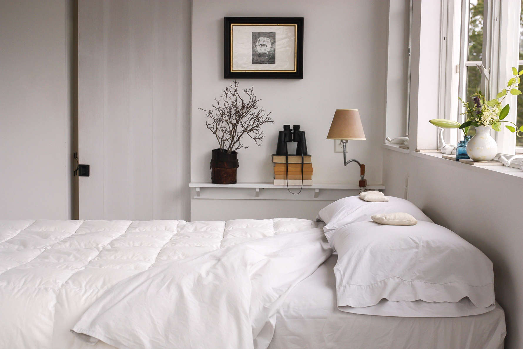 Domestic Science: How to Wash a Down Comforter - The Organized Home