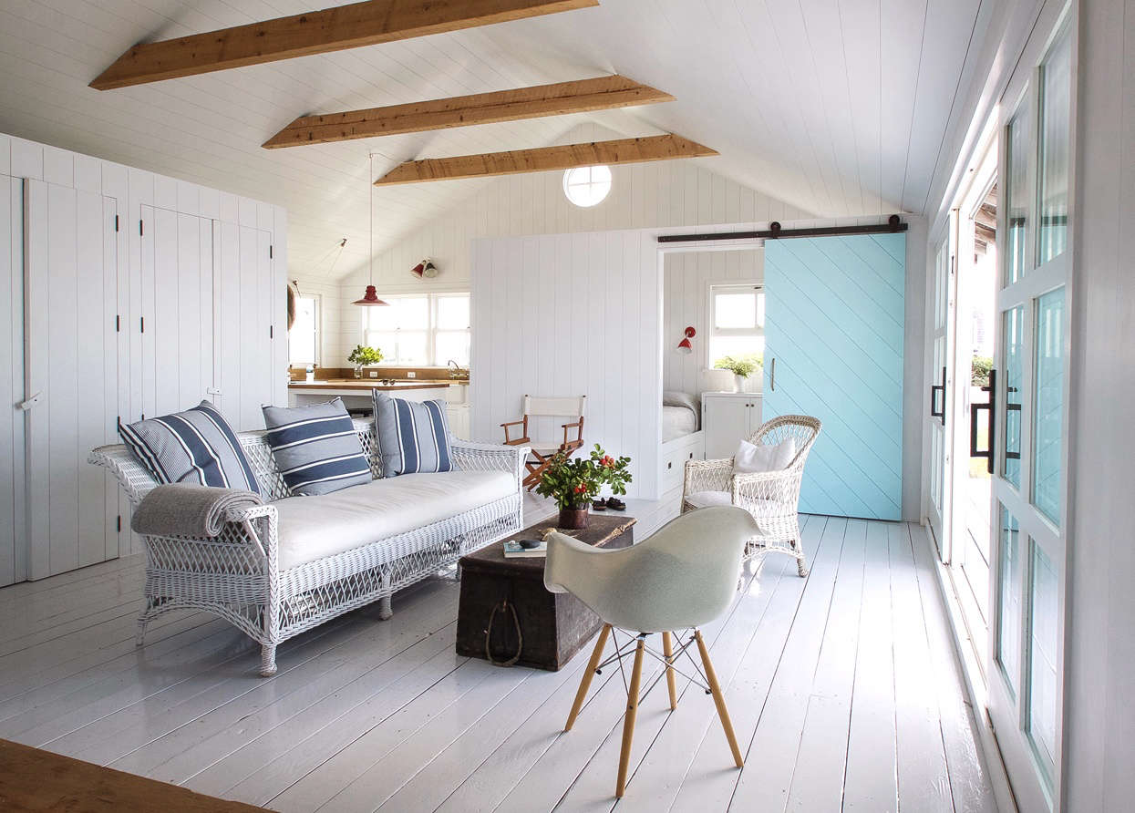 More from Less: 10 Storage Ideas to Steal from a Cape Cod Beach ...