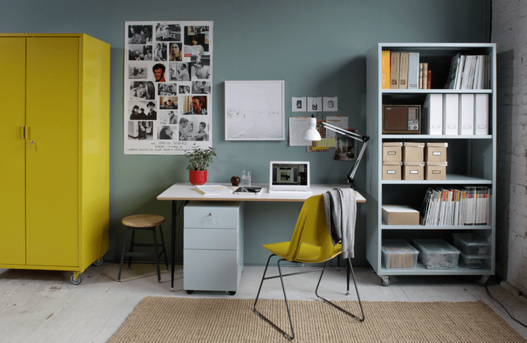 Ikea Usa Credenza : Sturdy office storage from heartwork made in the usa