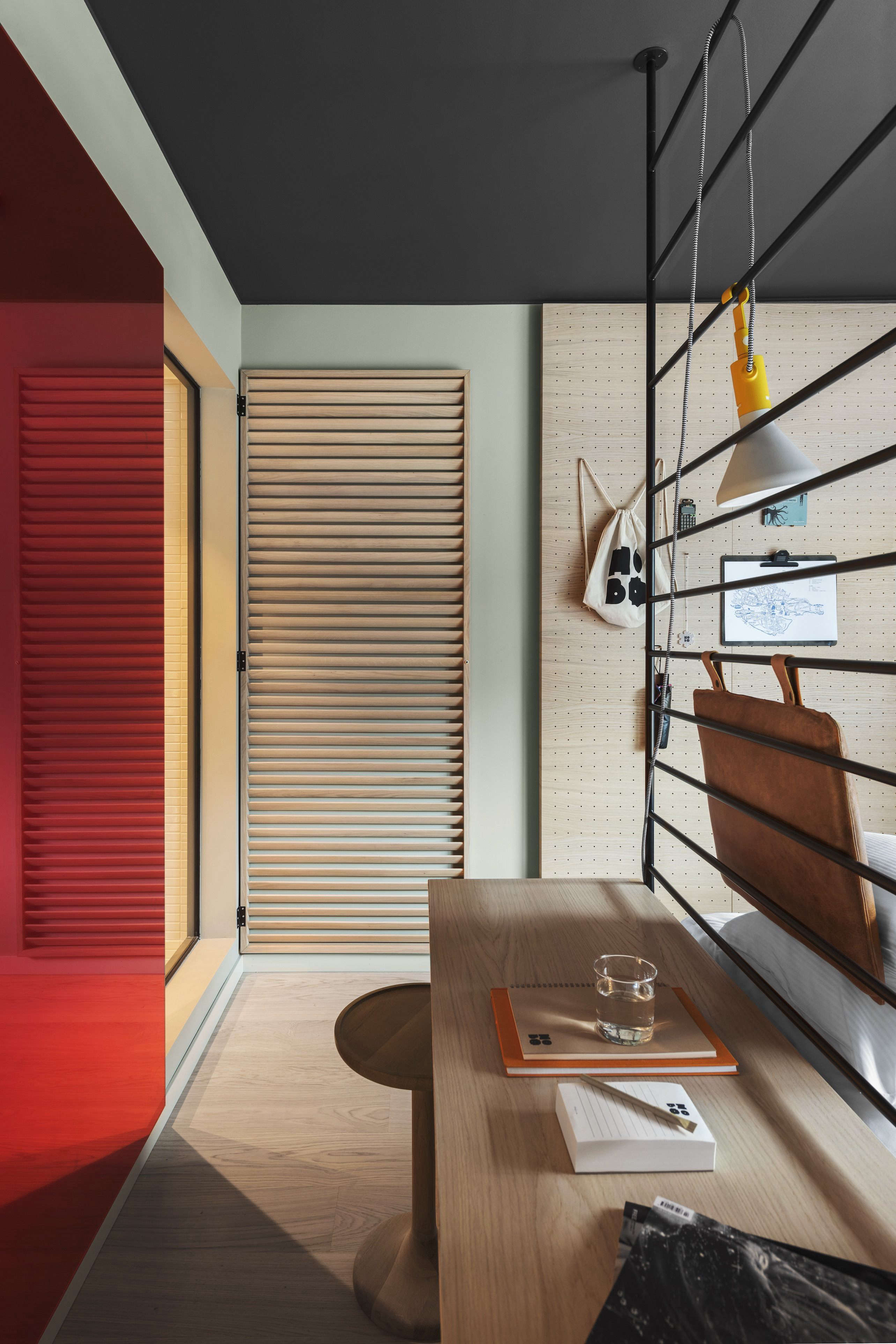 Small Space Solutions 5 Tiny Bedroom And Dorm Ideas To Steal From Stockholm S Hobo Hotel The Organized Home