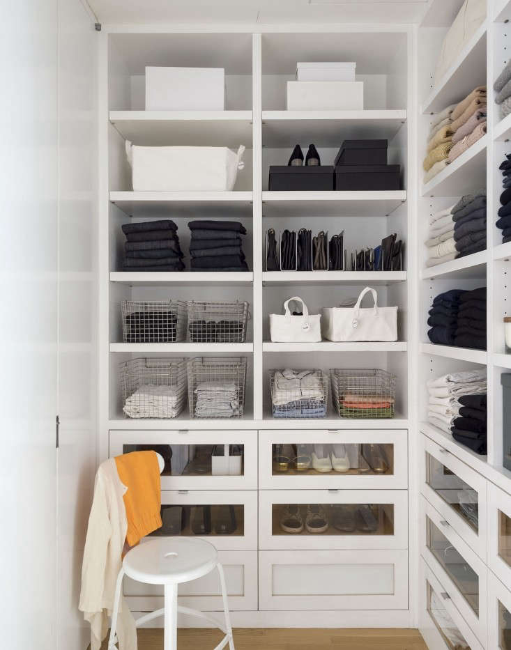 Photograph by Matthew Williams for Remodelista: The Organized Home.