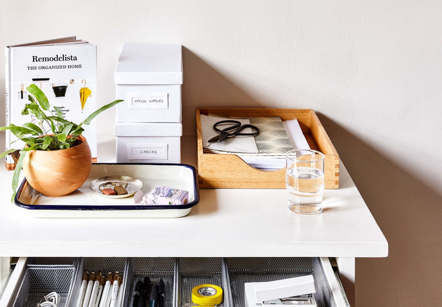 The Organized Home Office Kit
