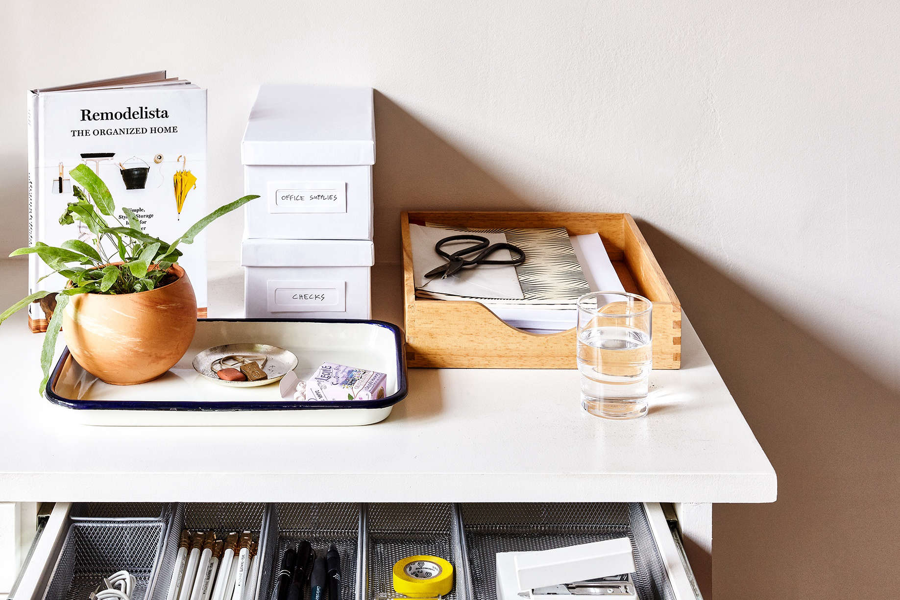 Home Office Storage & Organization - Cover