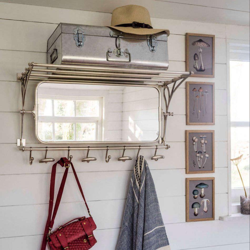 Train Rack Shelves For The Home