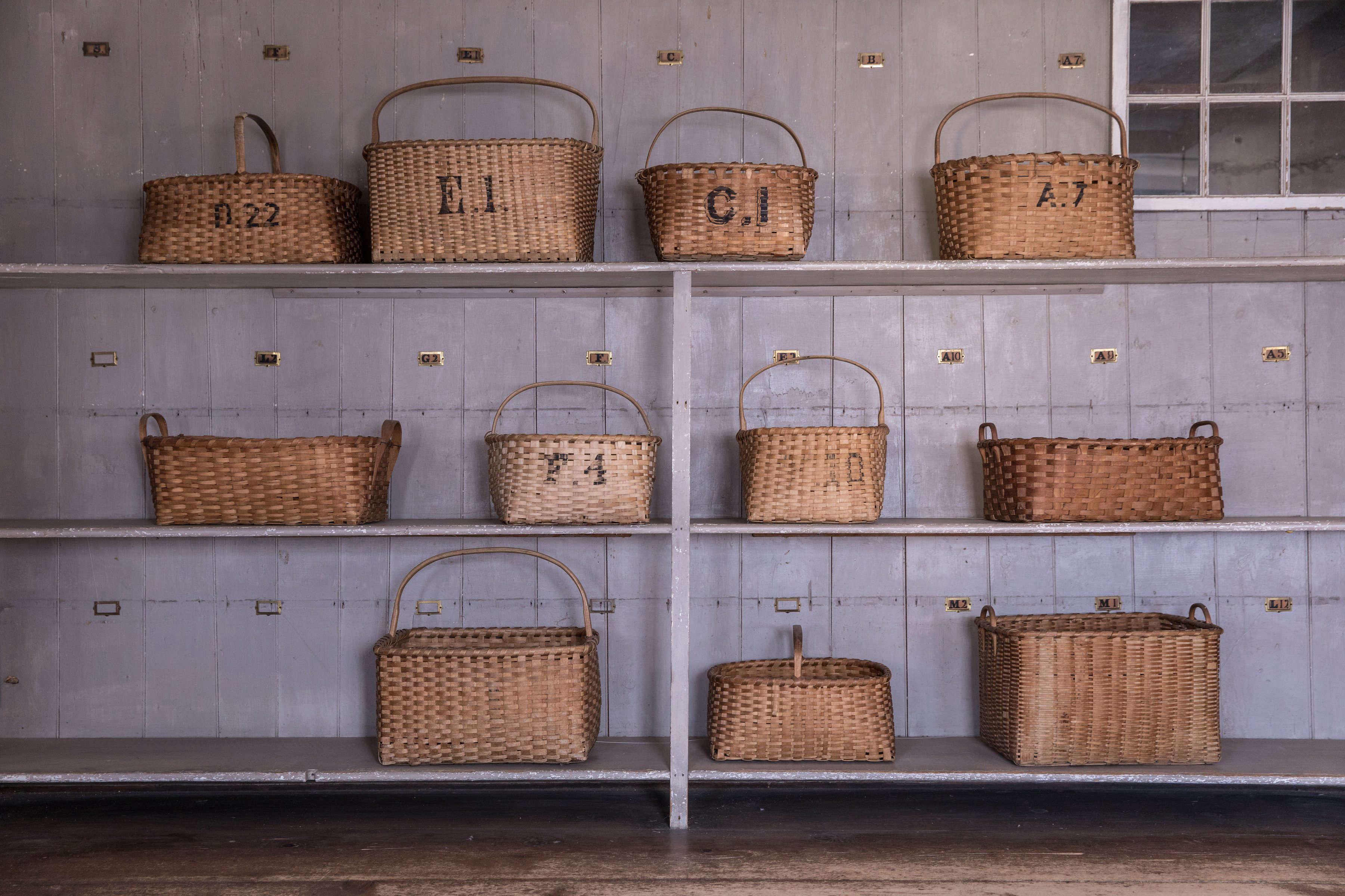 12 Ingenious Storage Lessons from the Shakers - The Organized Home