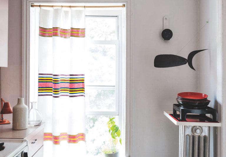 Aha Hack Turn A Radiator Into A Shelf The Organized Home
