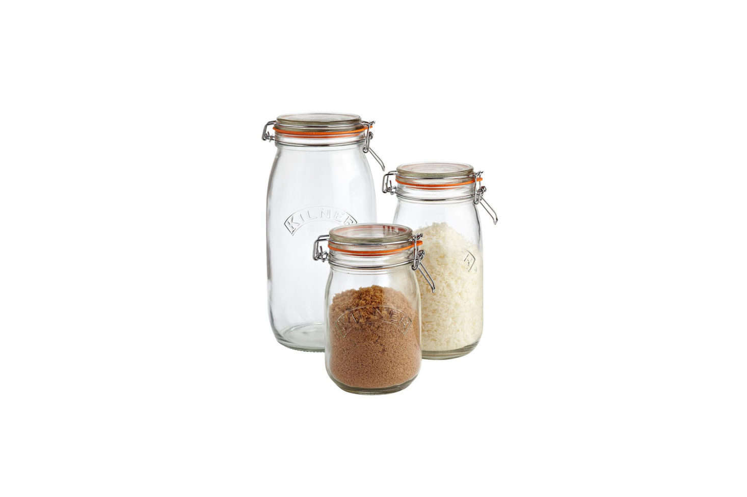 7 Favorites Classic Glass Pantry Storage Jars The Organized Home
