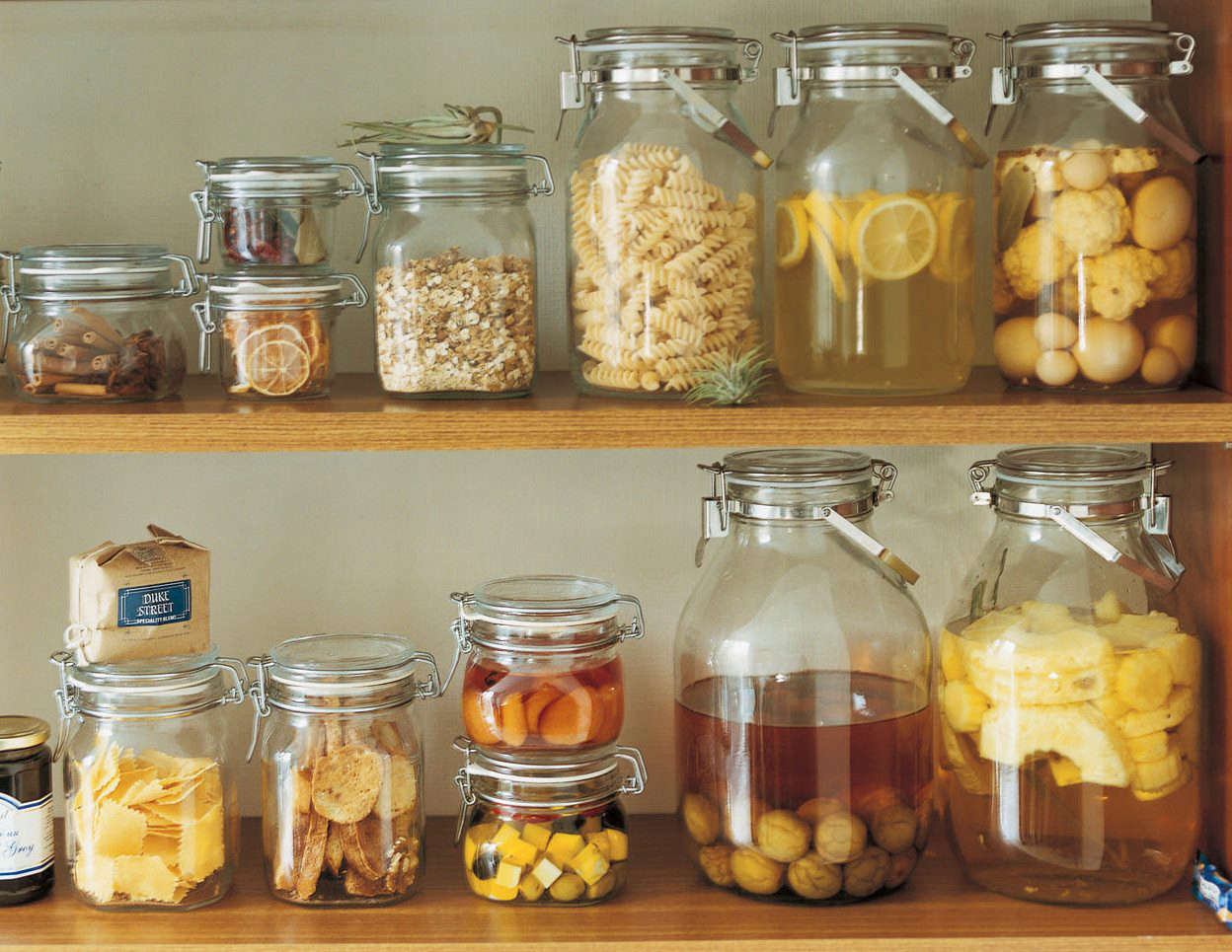 Soda Glass Airtight Jars From Muji Are Made In Italy; Prices Start At $6 For