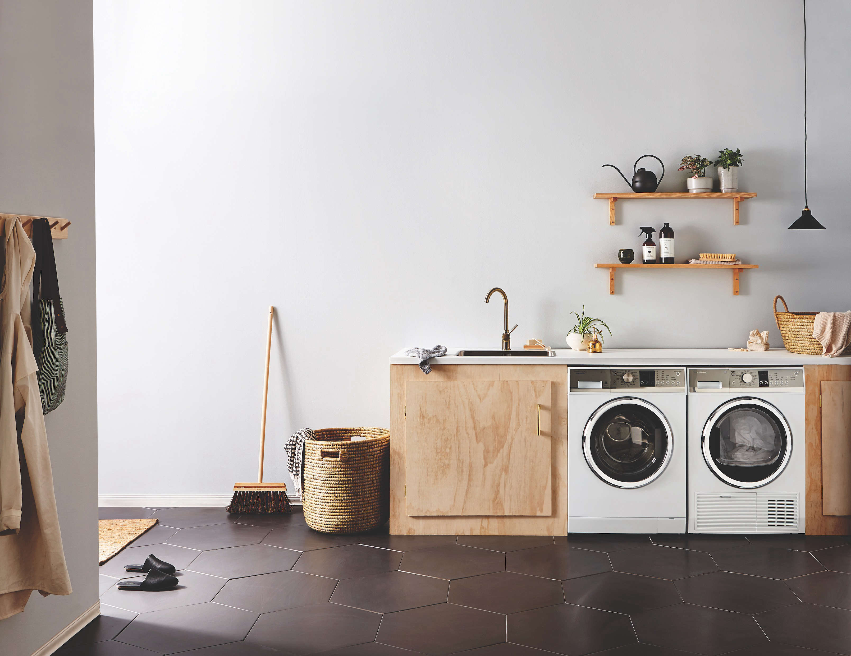 simple modern laundry room designs by homestyle new zealand rh organized home com