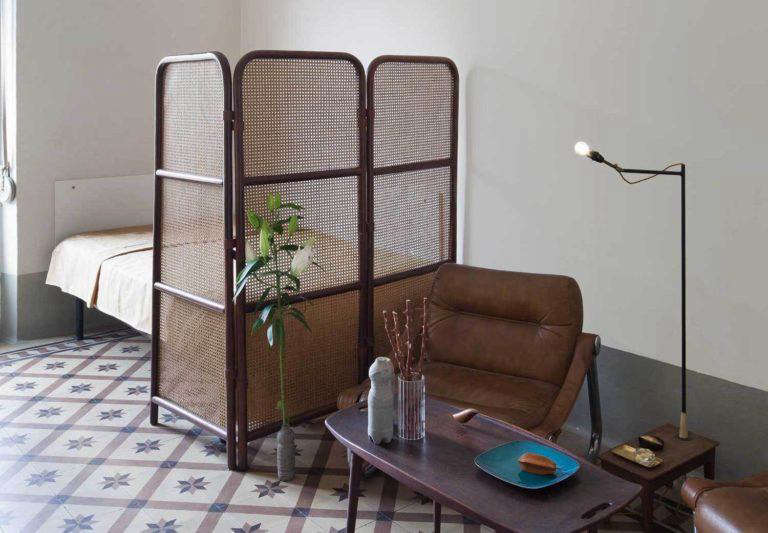 Ideas to Steal: 5 Clever Twists on Room Dividers - The Organized Home