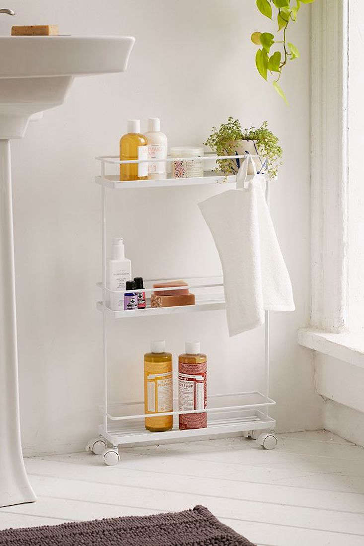 10 Ingenious And Inexpensive Small Storage Products