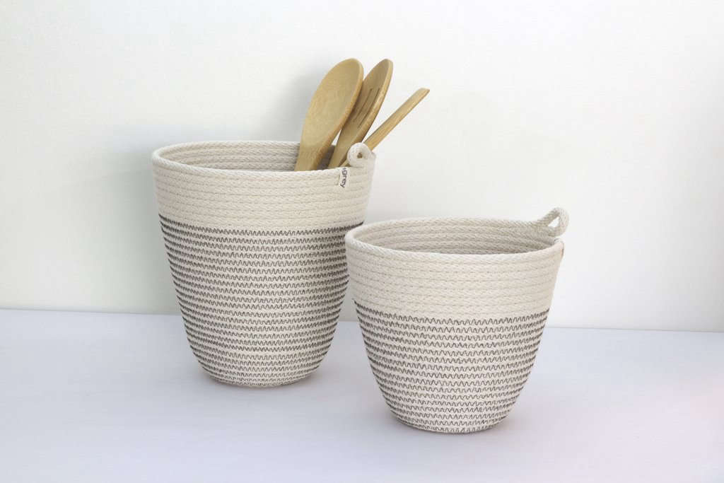 10 Easy Pieces: Handmade Storage Baskets from Around the World