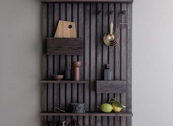 Ferm Living Wood Multi Shelf