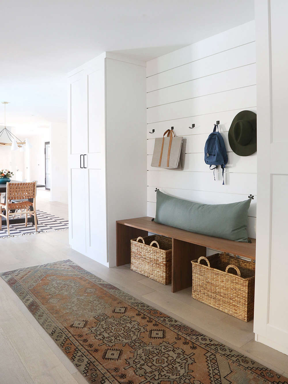 Steal This Look: A DIY Scandi-Style Mudroom by Jenny Komenda - The Organized Home