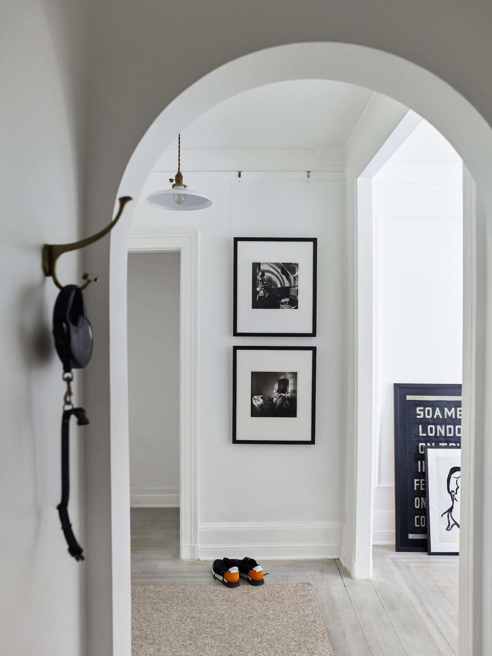 Matthew Axe Jackson Heights Apartment Dog Leash by Eric Piasecki