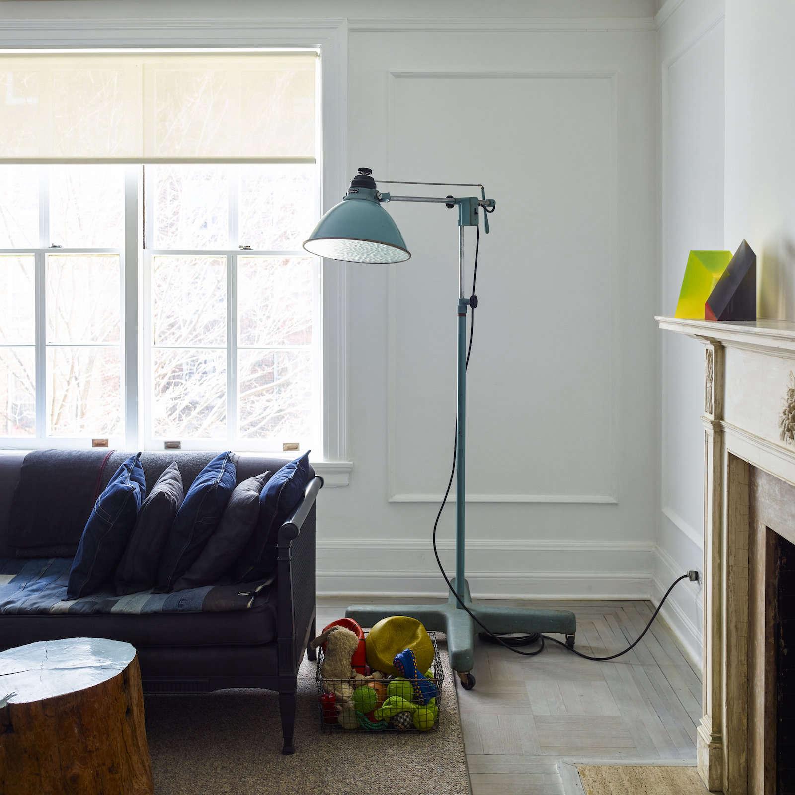 Matthew Axe Jackson Heights Apartment Dog Toy Basket by Eric Piasecki